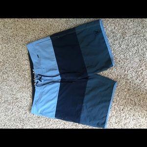 Hurley swim shorts size 36